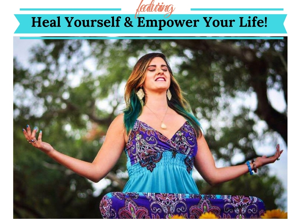 Heal Your Spirit & Empower Your Life!